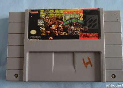 1020-Nintendo-Super-Nintendo-(SNES)-Donkey-Kong-Country-2